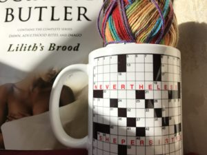Novel Skein Crosswords