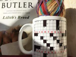 Novel Skein Crosswords