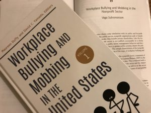 Workplace Bullying and Mobbing in the United States