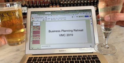 2019 Business Planning